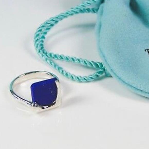 e55df86fb Tiffany & Co. Jewelry | Tiffany Co Elsa Peretti Lapis Lazuli Silver ...